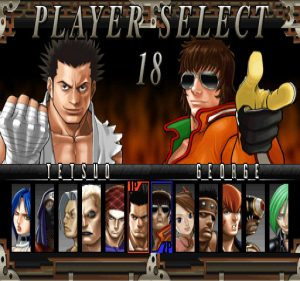 Fighting Layer Karakterleri