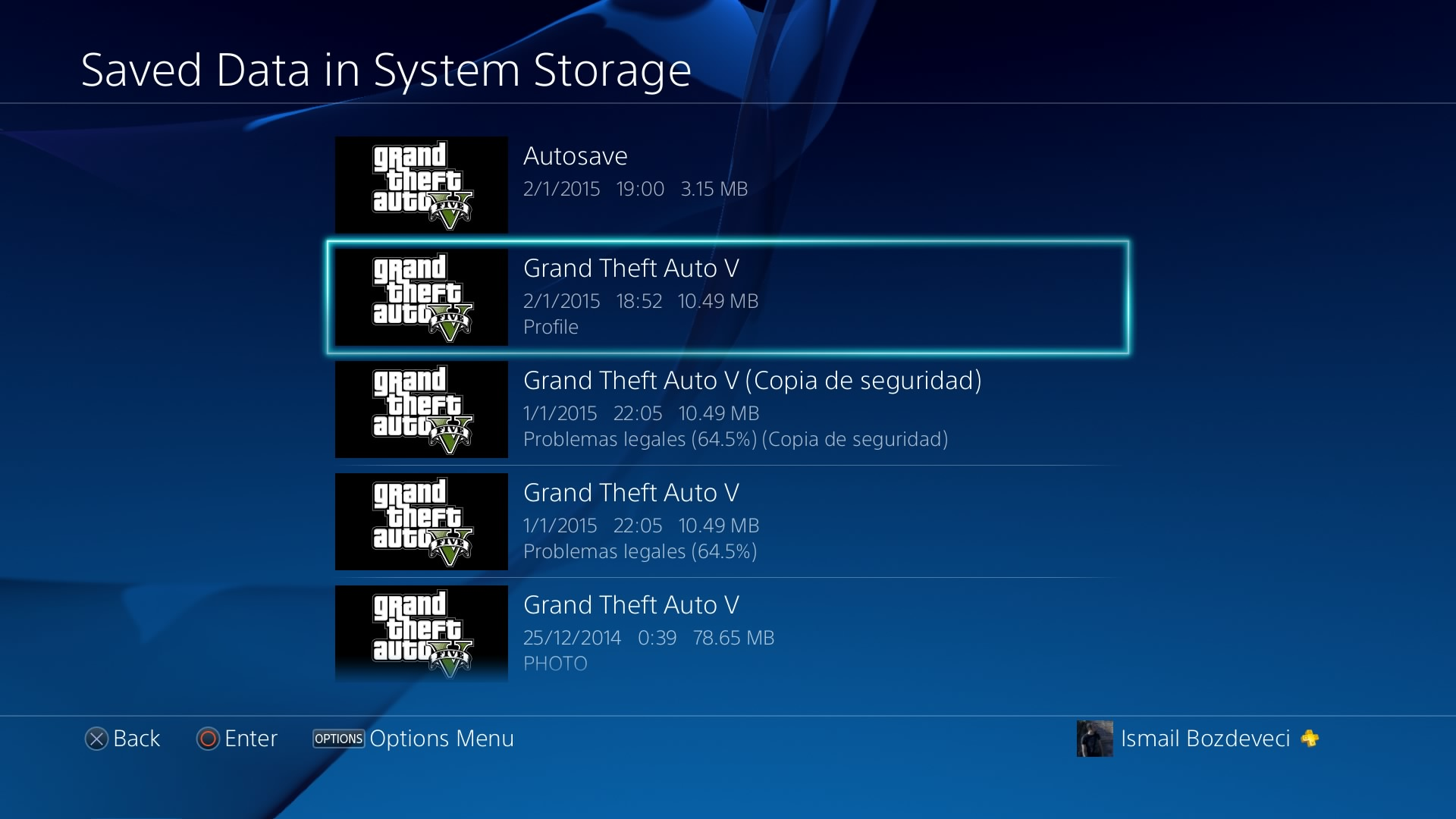 How to change the language in Grand Theft Auto V on PS4