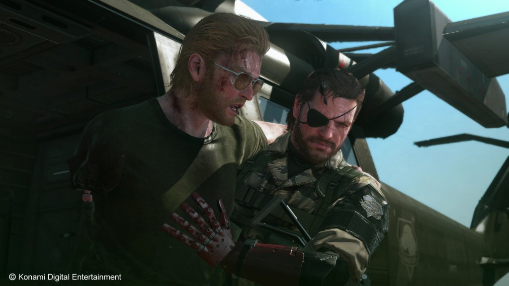 MGS V: The Phantom Pain - E3 2015