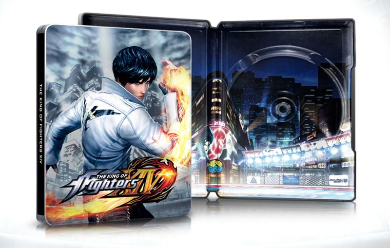 KOF 14 Steel Case