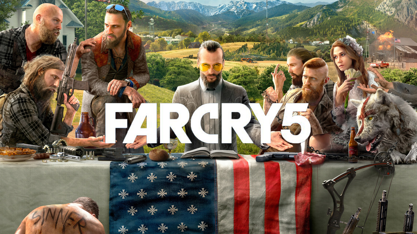 far cry 5 how to join co op